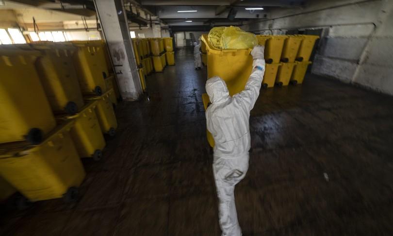 Ducati Hera insieme gestione rifiuti