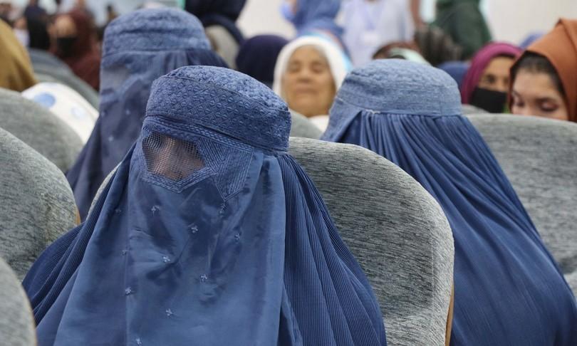 afghanistan talebani sport donne