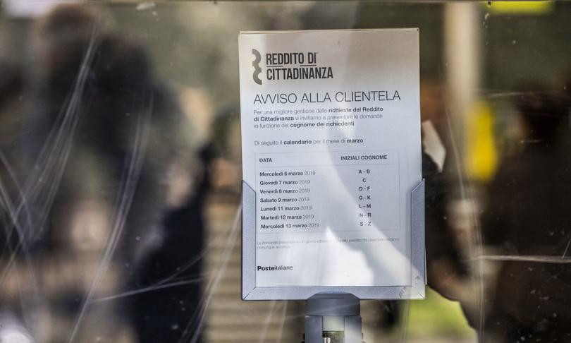Reddito cittadinanza denunciati Messina e provincia