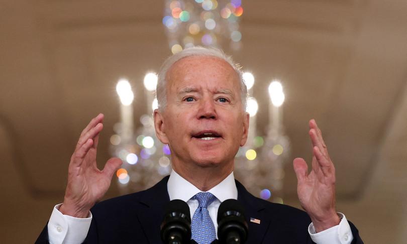 Covid Biden attacca no-vax pazienza s'assottiglia