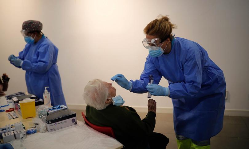 covidvaccino Iss riduzione rischio decessi terapie intensive