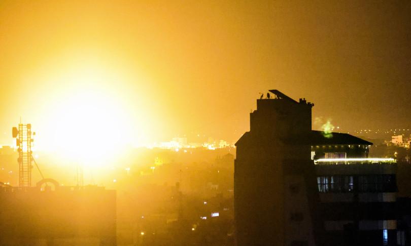 Razzi da Gaza su Israele fallito attacco con coltello a Betlemme