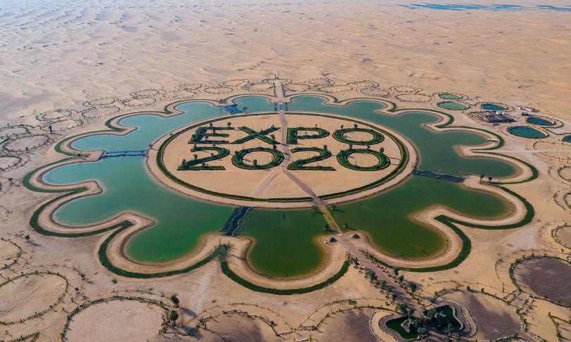 Expo 2020 Fiori nel deserto