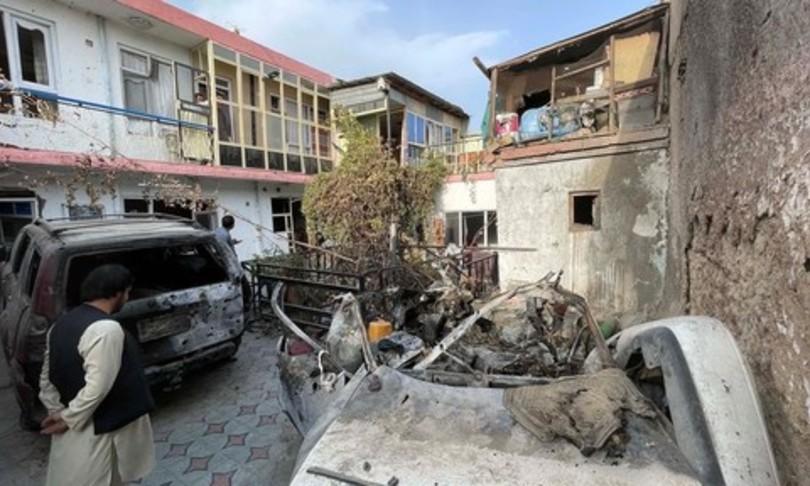 drone Kabul famiglia cooperate non cellula terroristica