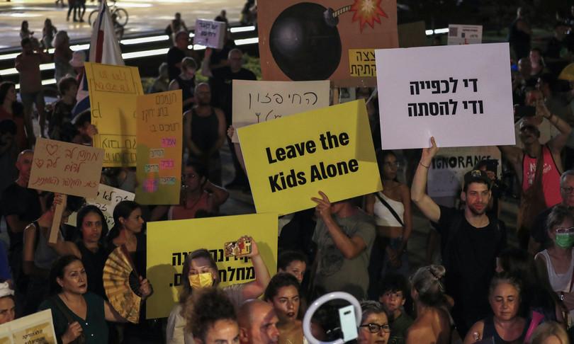 Covid muore leader no vax Israele