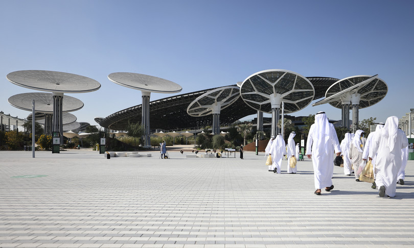 expo 2020 va in scena negli emirati lo spettacolo del futuro