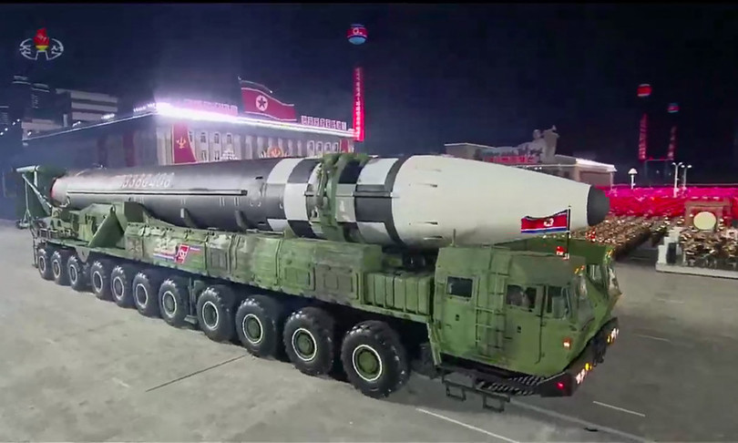 tensioni coree pyongyang lancia due missili