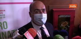"""Partono le terze dosi di vaccino nel Lazio, Zingaretti: """"Segnale di fiducia e speranza"""""""