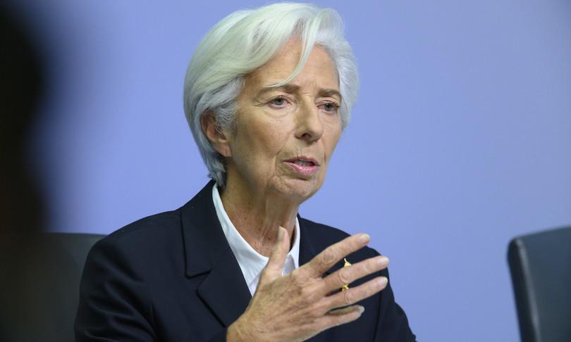 bce lagarde pil eurozona