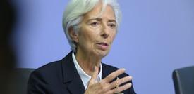 """""""Il Pil dell'Eurozona tornerà a livelli pre-Covid a fine anno"""", ha detto Lagarde"""