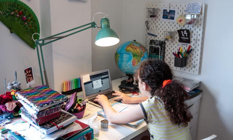 Scuola dad lezioni online didattica a distanza