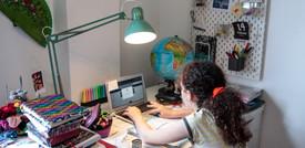 Scuola: rischio dad dietro l'angolo, prime lezioni online