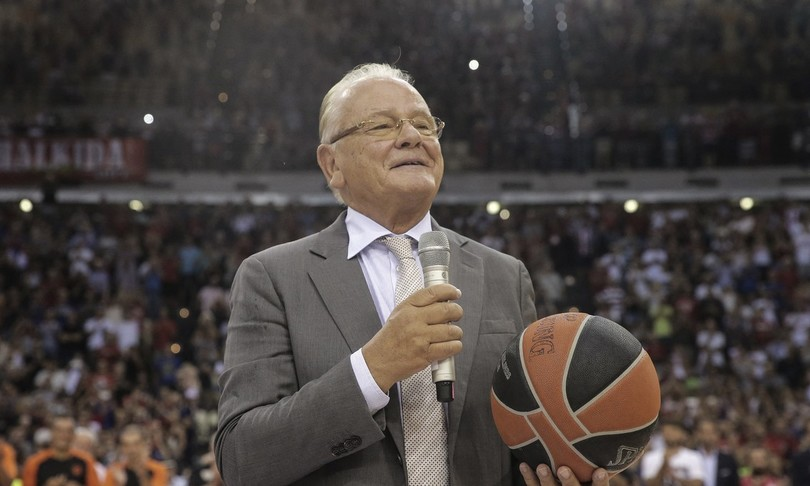 Farewell to Dusan Ivkovic, the last coach of the legendary basketball Yugoslavia