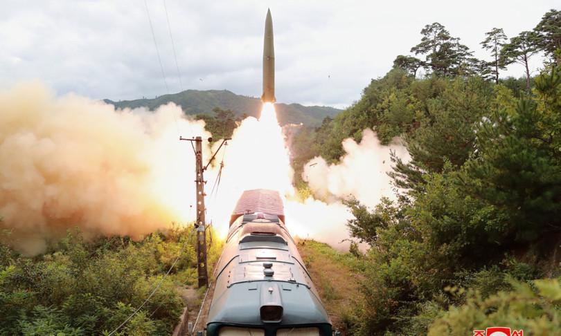 missili sud corea nord