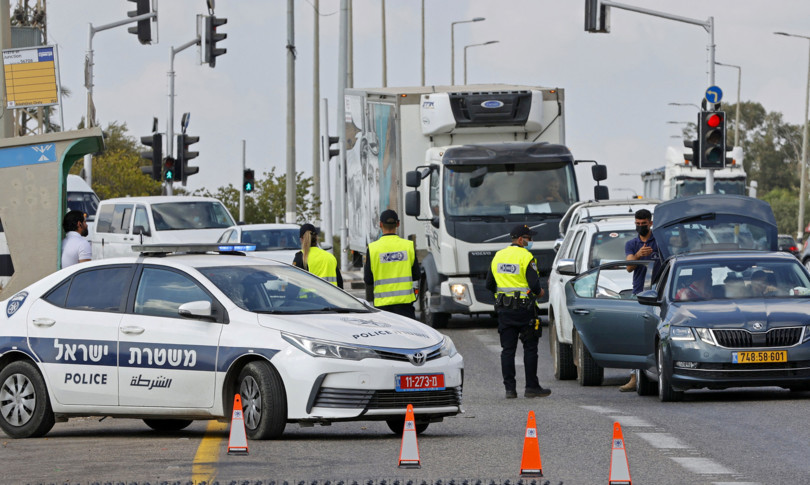 israele catturati tutti palestinesi evasi