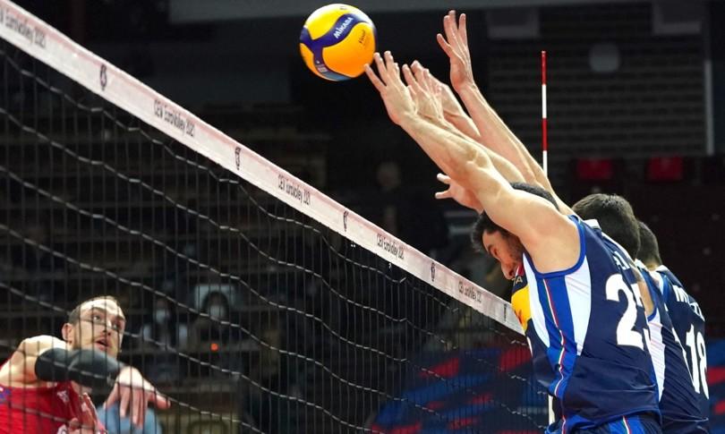 pallavolo riscatto italia volley europei