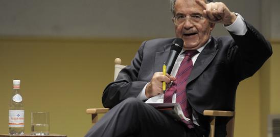 """Il messaggio di Prodi a Letta: """"Se ha una proposta forte, poi le correnti si adattano"""""""