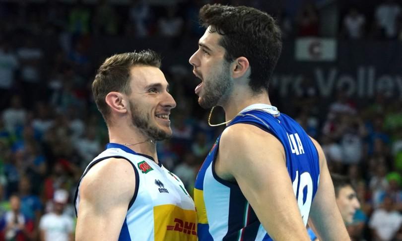 pallavolo Italia campione europa batte slovenia in finale