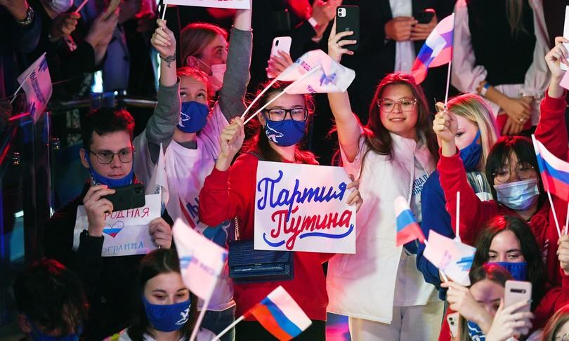 elezioni russia risultati