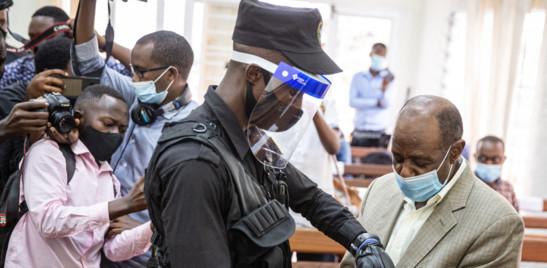 L'eroe di Hotel Rwanda condannato da Kigali per terrorismo