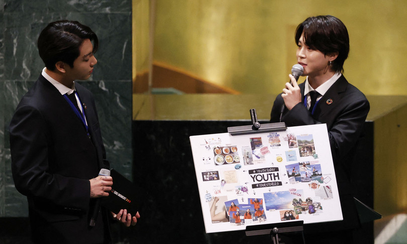 bts pop band coreana assemblea onu