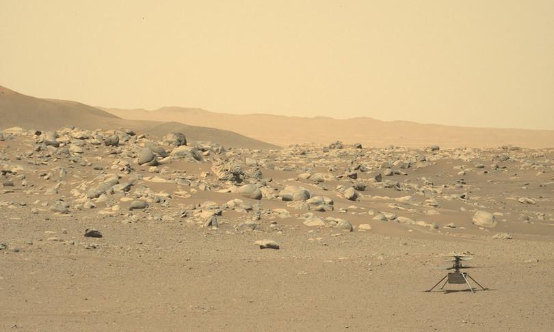 Marte non abitabile a causa delle dimensioni