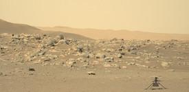 Marte non è abitabile a causa delle sue dimensioni