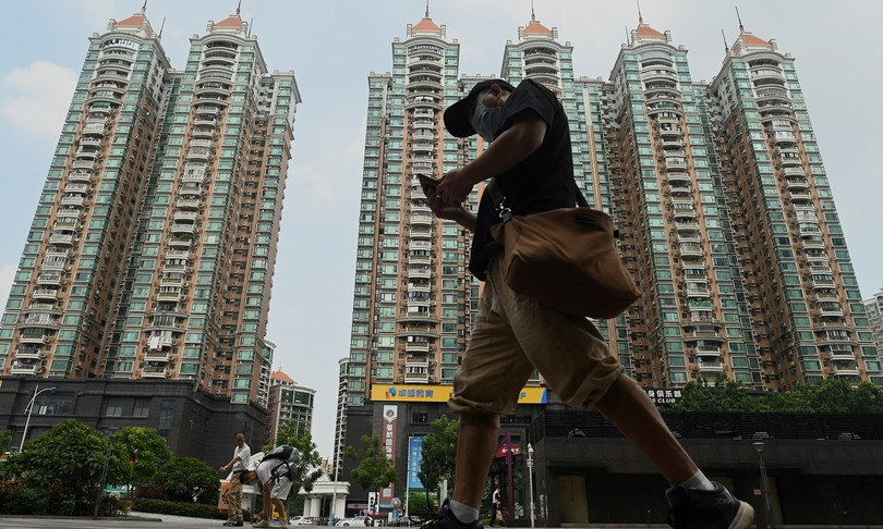 crack cinese Evergrande spaventa occidente