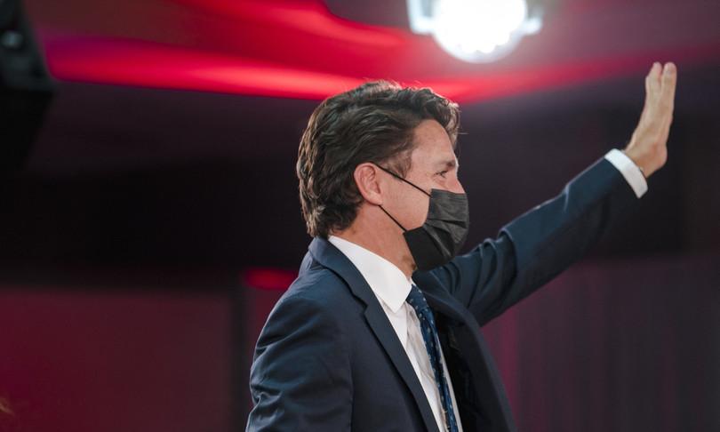 trudeau vince elezioni canada