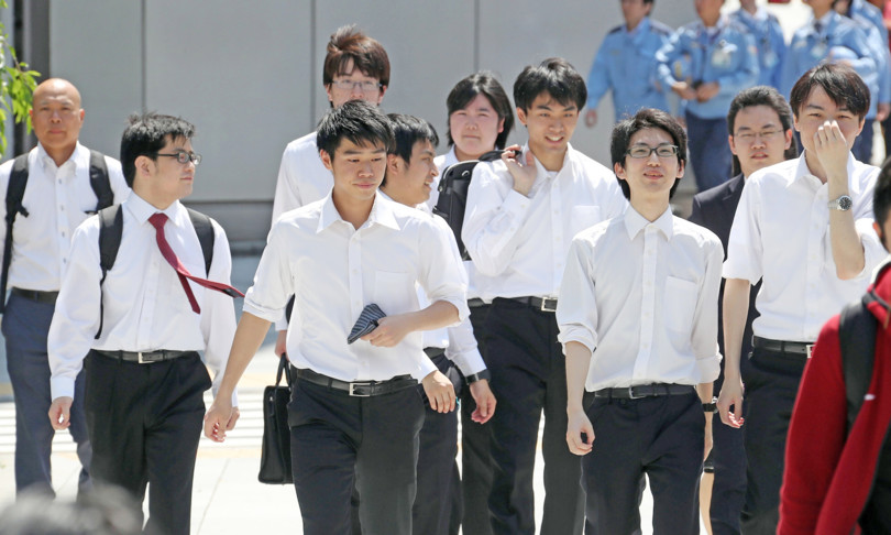I moderni giapponesi hanno una triplice origine genetica