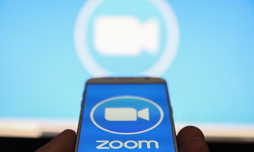 zoom stop usa fusione five9 legami cina