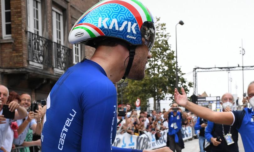 ciclismo mondiali bronzo italia cronostaffetta mista