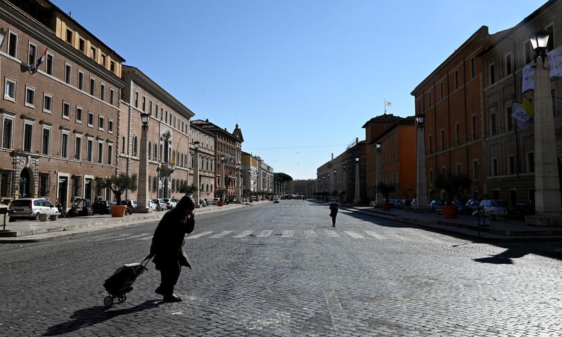 Scienza dopo lockdown Roma doppio emissioni metalliche auto