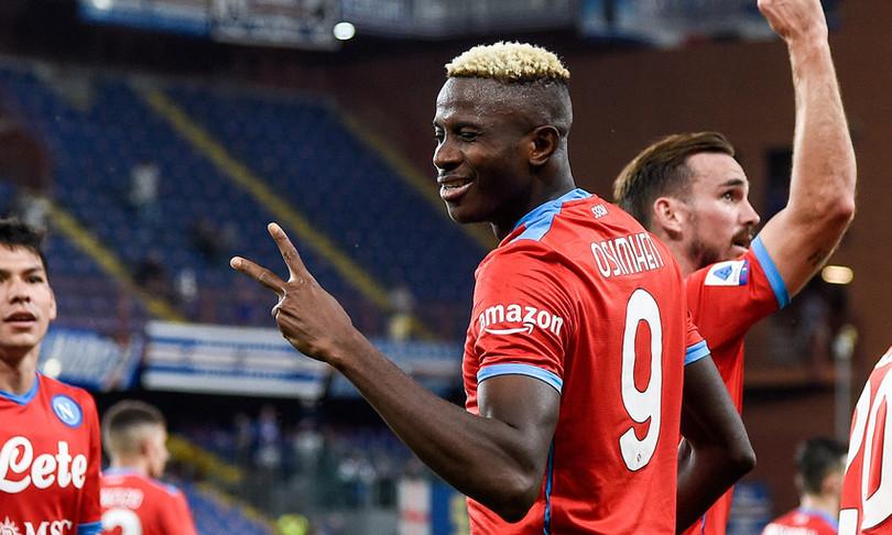 super Napoli Marassi Sampdoria battuta