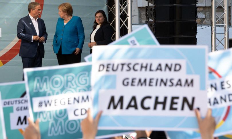 Germania campagna elettorale candidati programmi