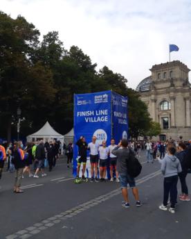 Le due maratone che si corrono domenica in Germania