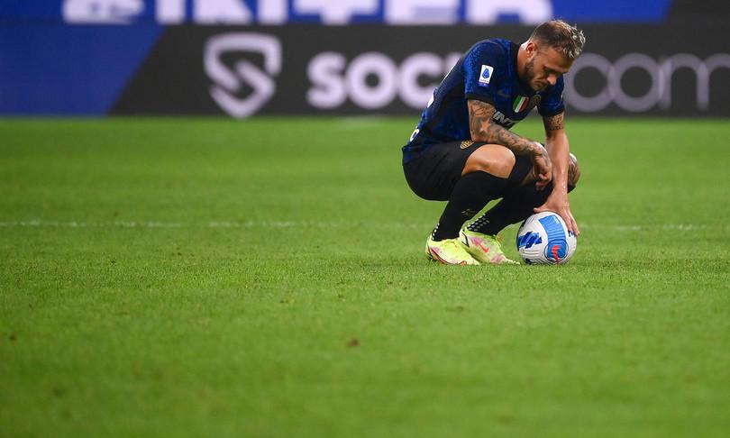 Calcio San Siro Inter e Atalanta
