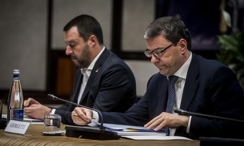 lega salvini il premier lo scelgono gli italiani io pronto