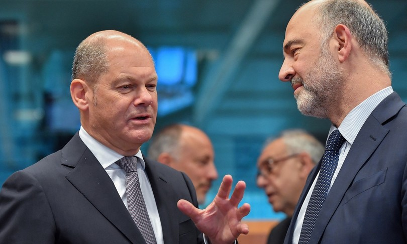Germania testa a testa fra socialdemocratici e Cdu