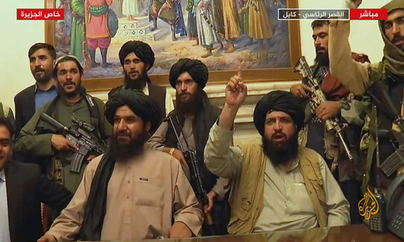 afghanistan i talebani vietano il taglio della barba