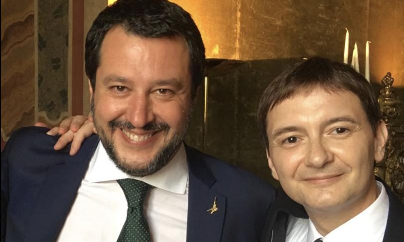 caso Luca Morisi guru social Lega indagato droga
