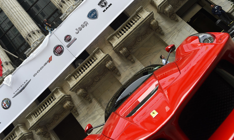 What is the agreement between the creator of the iPhone and Ferrari?