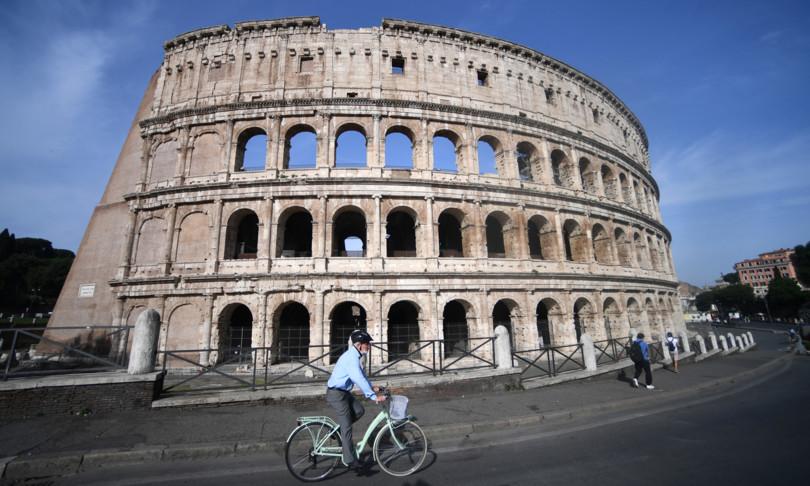 Roma candidata expo 2030 draghi raggi calenda gualtieri