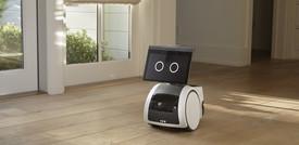 Arriva Astro di Amazon, robot casalingo che si muove come un cane