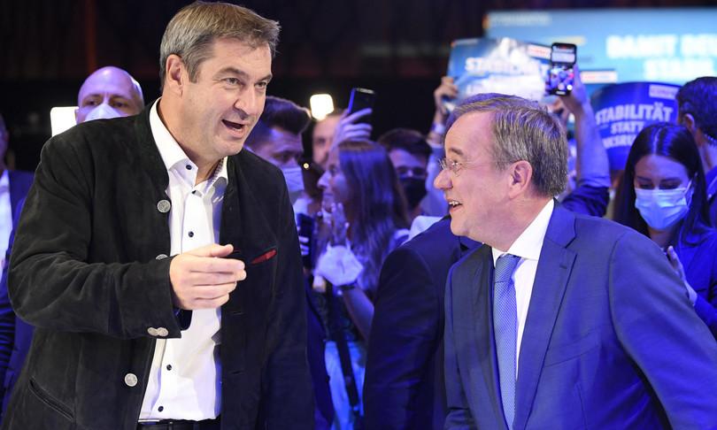 germania elezioni cancelliere soeder scarica laschet