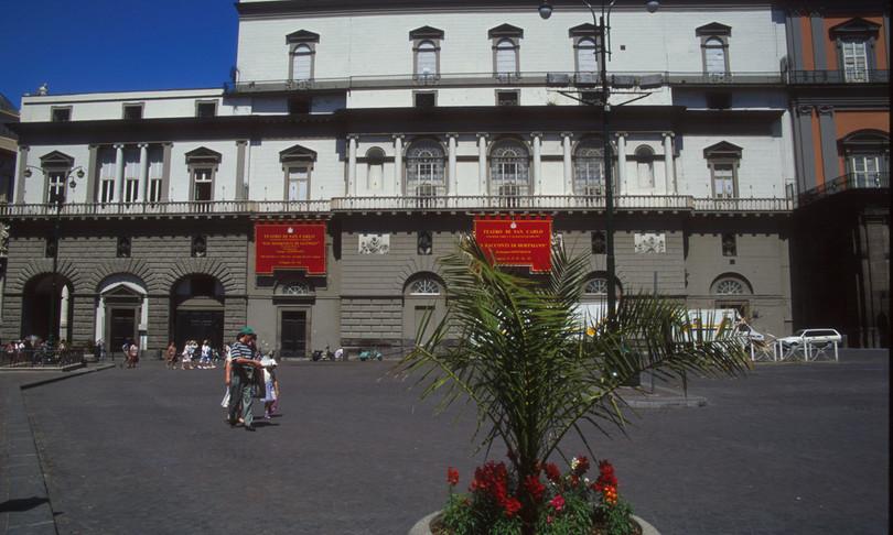 San Gennaro duomo Napoli San Carlo musica