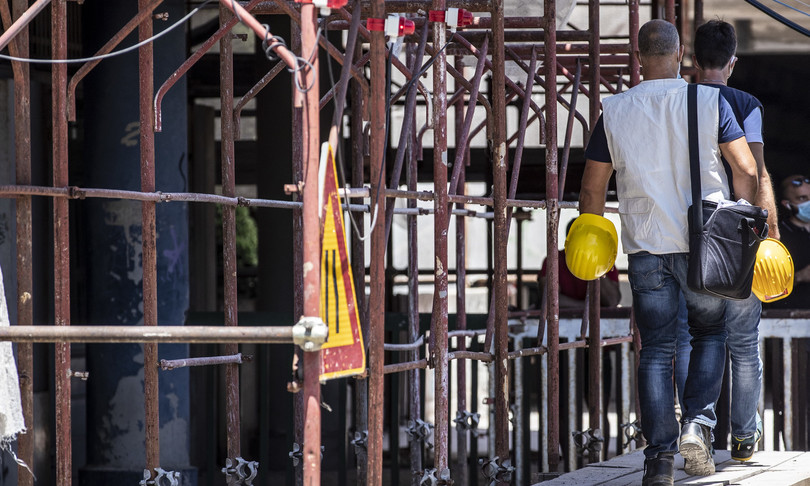 incidenti lavoro quattro morti Roma puglia alto adige
