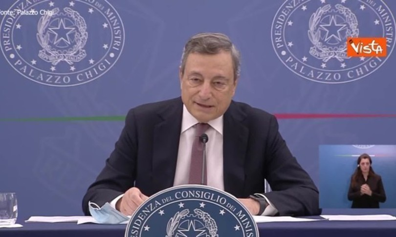 Draghi G20 Afghanistan 12 ottobre evitare catastrofe
