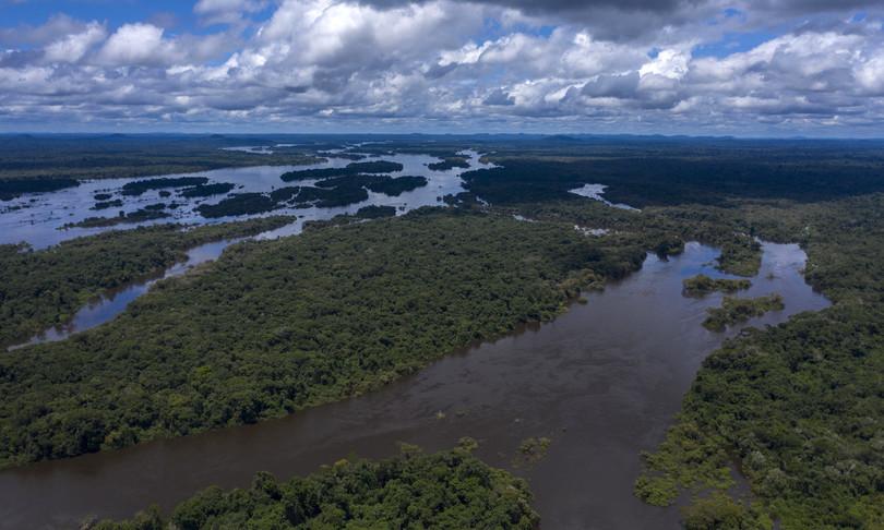 Australia aborigeni foresta pluviale Unesco
