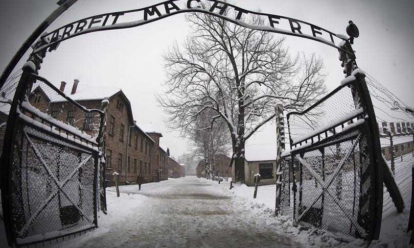 Nazismo segretaria campo sterminio